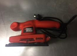 Black & Decker 240W Finishing Sander
