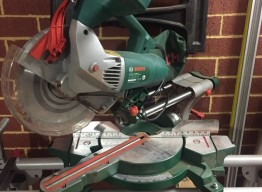 Bosch 1800W Sliding Mitre Saw