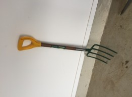 Short Handle Garden Fork