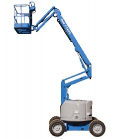 Diesel Knuckle Boom Lifts
