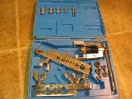 IMPERIAL EASTMAN SWAGING DOUBLE FLARING TOOL KIT