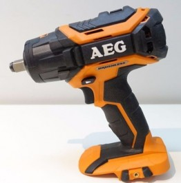 "AEG 18 VOLT IMPACT WRENCH BRUSHLESS 3 SPEED 1/2"" RATTLE GUN"