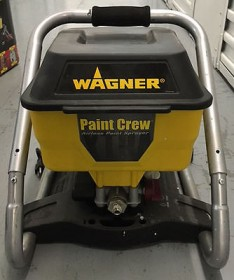 WAGNER PAINT CREW AIRLESS SPRAYER 2800PSI