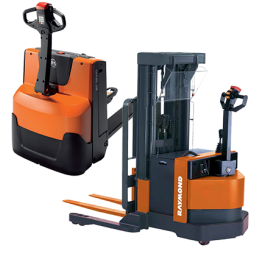 Walkie Forklift - Toyota and BT Levio