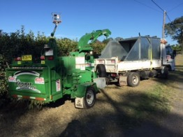Wood Chipper/Mulcher – Bandit