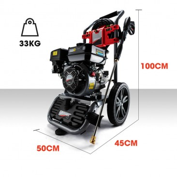 4800 PSI (10 HP) Pressure Washer Petrol