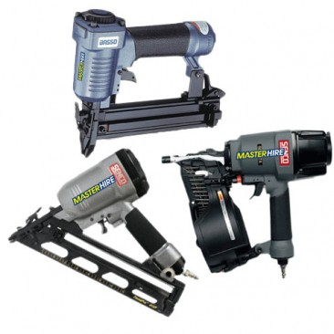 Gas Framing Nail Guns Hire from Harristown