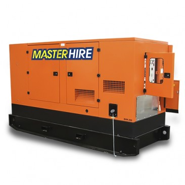 150kVA-200kVA Large Generators Hire from Dalby