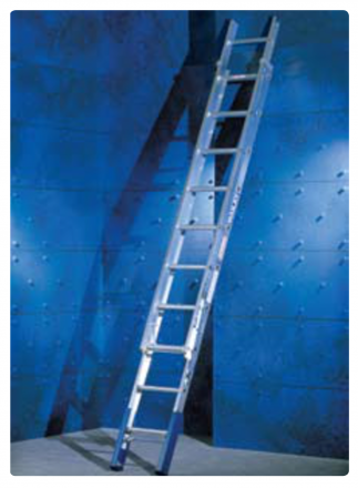 Bailey Galaxy 10 Extension Ladder (with Ladder Leveller legs)