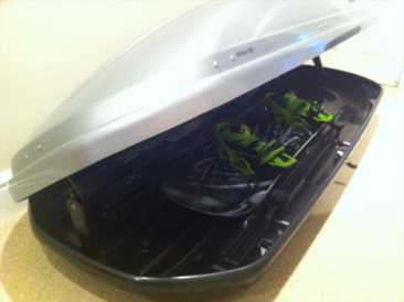 Roof pod Luggage Pod Thule