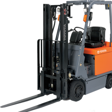 Electric Forklift - Toyota 8 Series