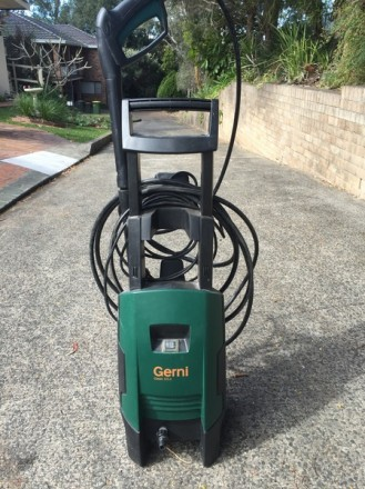 Gerni High Pressure Cleaner