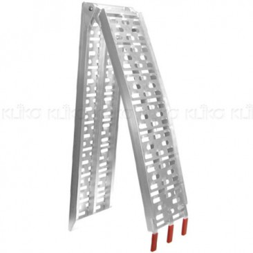 2.3 METRE LOADING RAMPS FOR UTE OR BOX TRAILER  MOTORBIKE MOWER ETC.